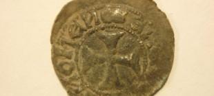 Den flotte mynten til Tore Hildonen. Foto Trygve Maaleng
