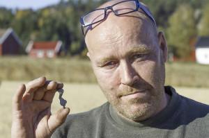 Reddet av Thor Asbjørn Pettersen (Foto: Per Sibe)