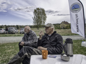 Det sosiale er viktig for Norges Metallsøkerforening (Foto: Per Sibe)