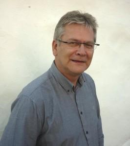 Jørg Eirik Waula, leder i Kulturvernforbundet. Foto: Louise Brunborg-Næss © Kulturvernforbudnet